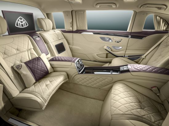 Mercedes-Maybach S600 Pullman